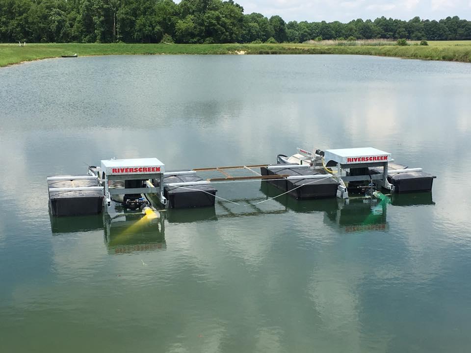 Floating Pump Unit