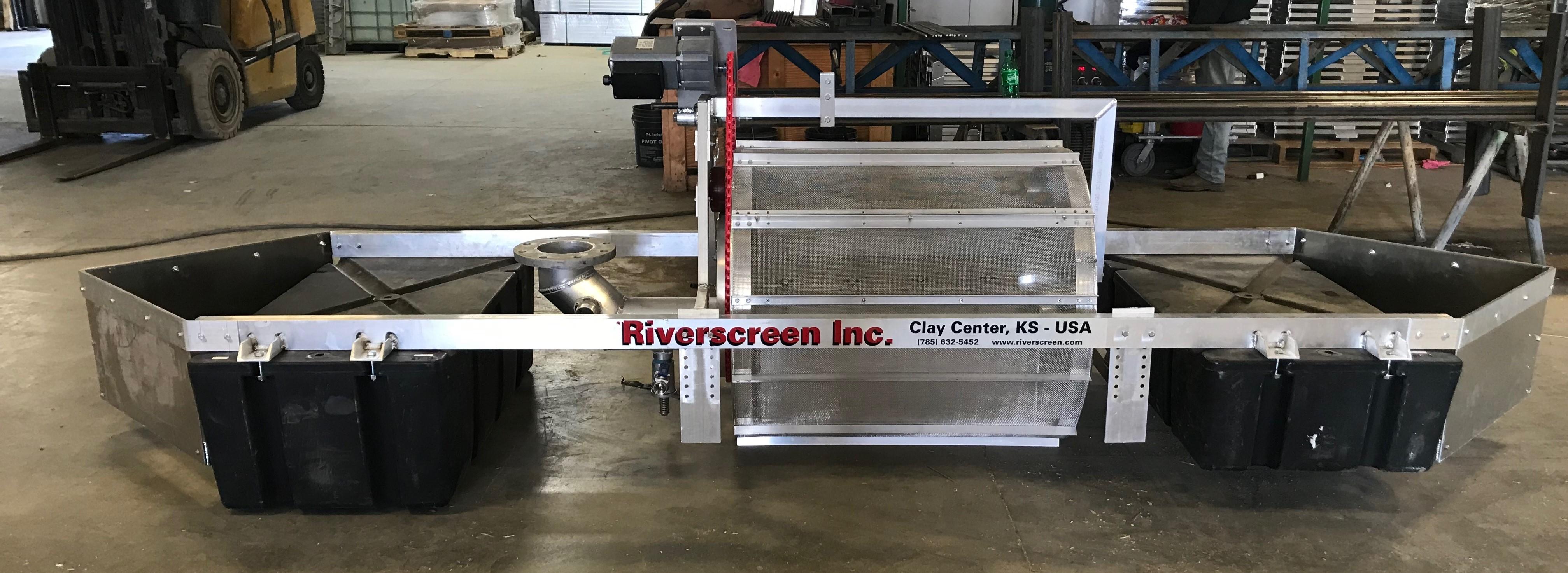 Linear Riverscreen
