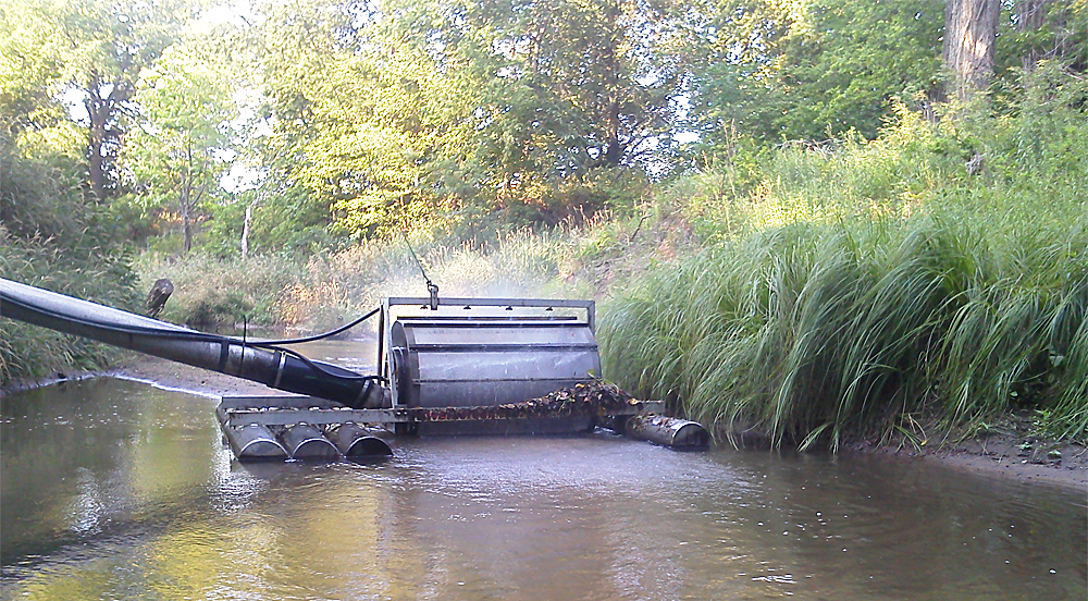 Standard Riverscreen